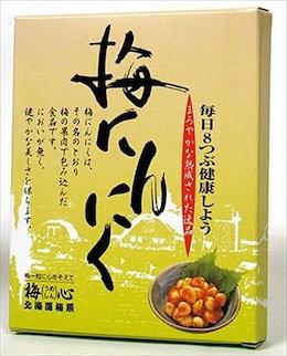 【送料無料】 梅辰 梅にんにく (大)640g
