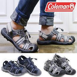 【Coleman】 2020 S/S NEWサンダル 今日限定特価カップルサンダル/ベルクロサンダル/サンダル/靴/パンプス/ローファー/フラットシューズ/デイリーシューズ/夏シューズ/新