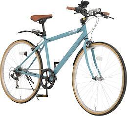 アルテージ ALTAGE 自転車 クロスバイク 26インチ シマノ製6段変速 ACR-001