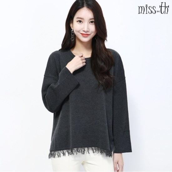 ミスティーに一手術ポイントニット ニット/セーター/ニット/韓国ファッション