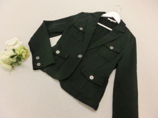Brahmin/ブラーミン 長袖 テーラードジャケット 40 ブラック【中古】