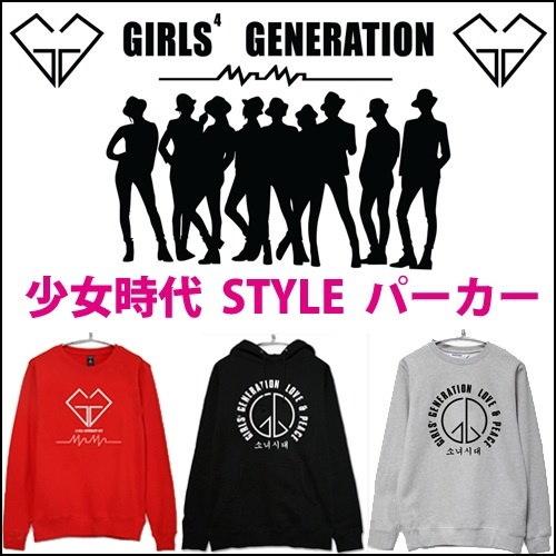 【二着 EMS 無料配送】少女時代 4th Mini Album - Mr.Mr.パーカー/トレーナー/LOVEPEACE/ ラブアンドピース / SNSD / Girls Generation /少女時代 //YoonA/TaeYeon/