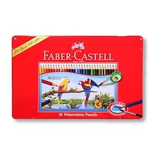 FABER-CASTELL/ファーバーカステル 水彩色鉛筆 36色セット