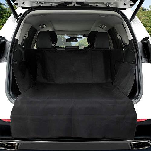 KYG ペット用ドライブシート 新型 トランクマット 多機能ノンスリップマット 犬 シートカバー ペットシート カー用品 車後部座席 車載カバー 防水シート ハンモックカバー 滑り止め 汚れに強い 水