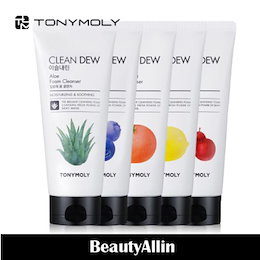 Tonymoly - ★ NEW ★ Clean Dew Foam Cleanser 180ml