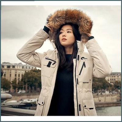 [ネパ(アウトドア)]駅シーズンアラスカ・グースダウンジャケット7D82008の女性 / パディング/ダウンジャンパー/ 韓国ファッション
