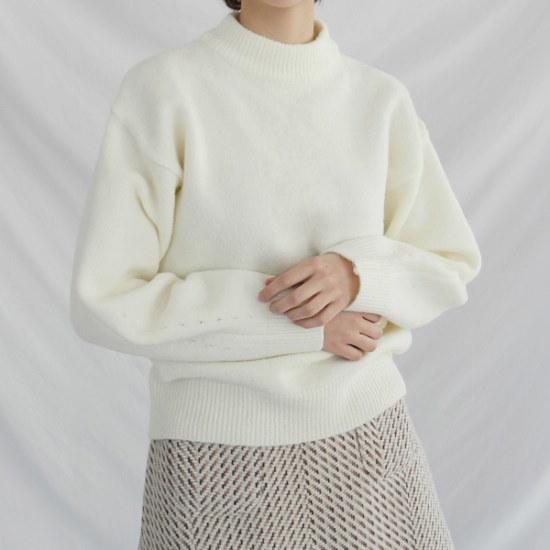 デイリー・マンデーBubble color knitニートsrcLangTypeko ニット/セーター/ニット/韓国ファッション