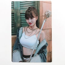 [Rare Item] TWICE YES or YES Official MOMO Broadcast Photocard