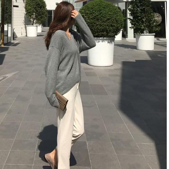 ショールームサリーニート5color ニット/セーター/ニット/韓国ファッション