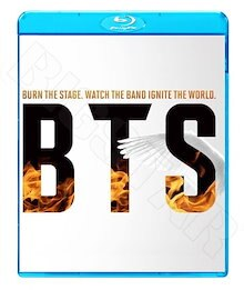 【Blu-ray】☆★BTS 防弾少年団 BURN THE STAGE ON BANGTAN TV(EP1-8)★【日本語字幕あり】【防弾少年団 ブルーレイ KPOP DVD】【メール便は2枚まで】