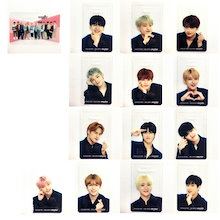 [Limited] KPOP Idol SEVENTEEN x Nenechicken Collaboration Official Photocard