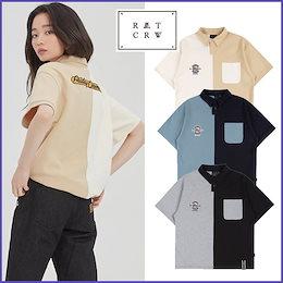 日本未入荷✨ROMANTIC CROWN✨PERFECT GAME HALF POLO SHIRT 半袖Tシャツ ユニセックス