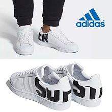 【日本未発売】★【adidas 正規品】★ADIDAS ORIGINALS☆スーパースター ビッグロゴ