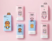 ★the face shop★NEW! [kakao friends apeach] limited edition apeach  sun stick
