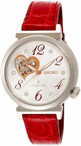 セイコー ルキア SEIKO LUKIA メカニカル 自動巻き 腕時計 レディース 綾瀬はるかイメージキャラクター SSVM023