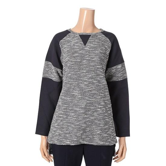 ティレンルーズフィットティーシャツL144PSM007 ニット/セーター/韓国ファッション