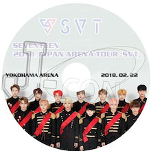 【K-POP DVD】★☆2018 SEVENTEEN JAPAN ARENA TOUR ☆☆YOKOHAMA ARENA(18.02.22)☆ セブンティーン 【SEVENTEEN DVD】