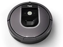 iRobot ロボットクリーナー ルンバ960 メッドシルバー R960060 R960060