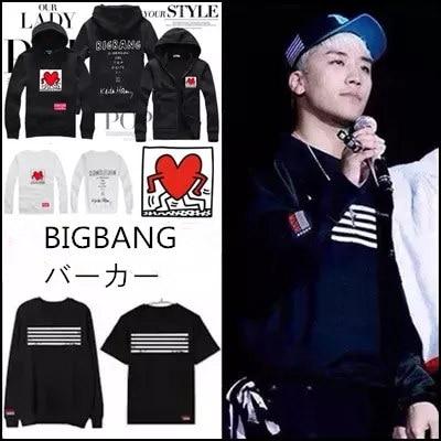 最安い挑戦!★BIGBANG ★【二着佐川急便 配送】 2016 BIGBANG WORLD TOUR [MADE] Tシャツ トレーナー パーカー /bigbangファッション/ BIGBANG パーカー/男女兼用/G-DRAGON /gd /BIGBANG/bigbang 服/ビッグバン