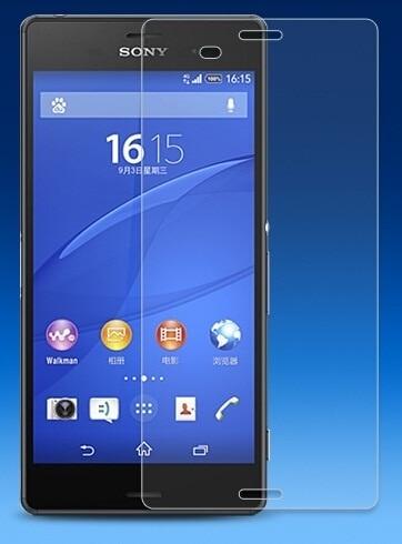 Sony Xperia Z3 SO-01G/SOL26 液晶保護シール 非光沢保護フィルム 指紋防止【管理番号:A306】