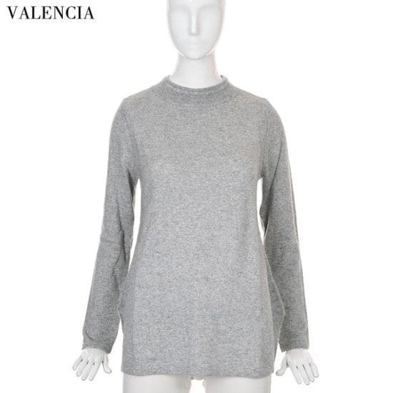 バレンシア女性衣類ルーズフィットカシミアのウール・ニットV6AMK45 ニット/セーター/韓国ファッション