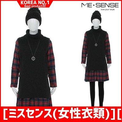 [ミスセンス(女性衣類)][ミスセンス]Y女性美女装飾ベスト-M5YVTM202Z /ベスト・ジャケット/ 韓国ファッション