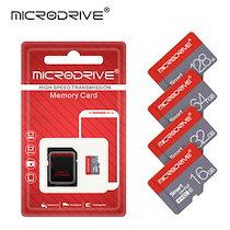 【Qoo10最安値】SDカード TFカード Microdrive 8g 16g 32g 64g 128gSDメモリーカード 変換アダプタ付 マイクロ SDカード マイクロSD