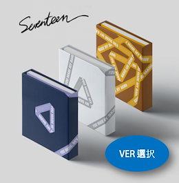 (KPOP)(CD選択+1種ブロマイド贈呈)セブンティーン(Seventeen) -  You Made My Dawn(6th Mini Album)