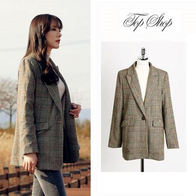 [Chicline]CLID-C-09♥ファッション/余裕のあるサイズ/コート/ジャケット