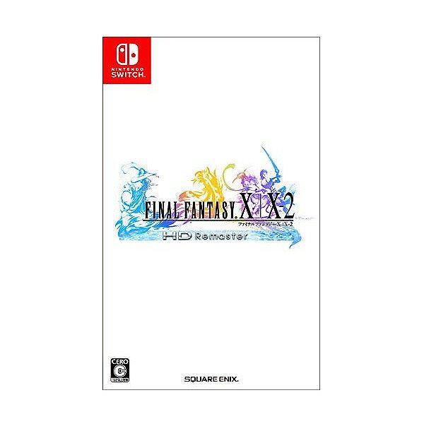 ファイナルファンタジーX/X-2 HD Remaster [Nintendo Switch] 製品画像