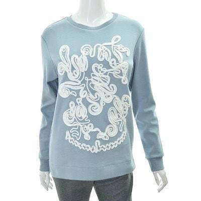 [AK公式ストア][キャリーノート]ラウンドフロントストラップ刺繍Tシャツ(CN7STS120)