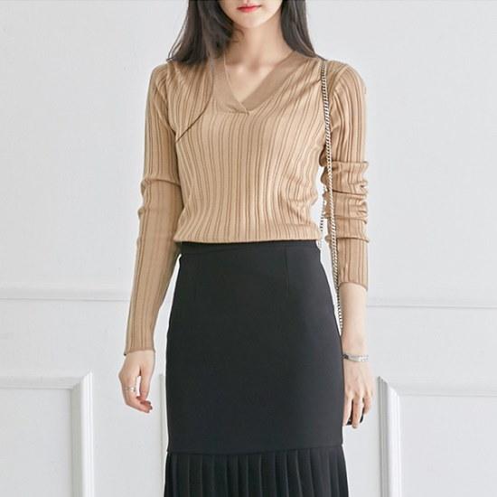 イニクリバーV KNITニート ニット/セーター/ニット/韓国ファッション