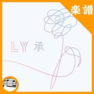 《3+1》 韓国楽譜 防弾少年団(BTS)ピアノ印刷楽譜 Ver.5 (LOVE YOURSELF 承 'Herの全7曲中選択) MUSIC570