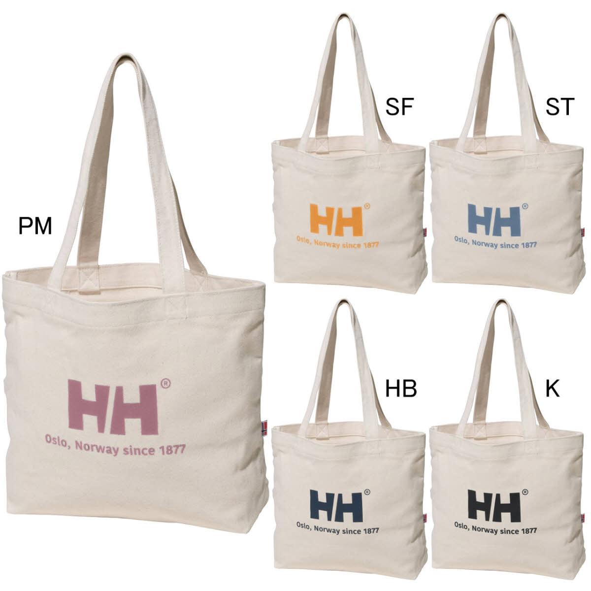 ヘリーハンセン (HELLY HANSEN) ロゴトートM(Logo Tote M) HY92051 [分類:アウトドアバッグ トートバッグ]