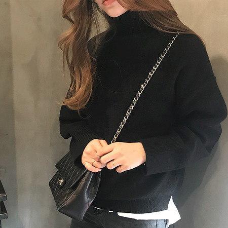 デールバーポーラニットkorean fashion style