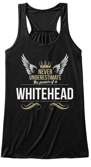 Whitehead Never Underestimate Heather BELLA+CANVAS Women s Flowy Tank