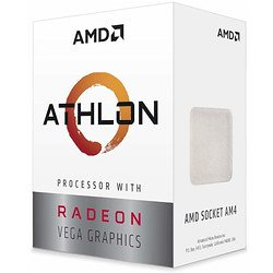 Athlon 200GE BOX 製品画像