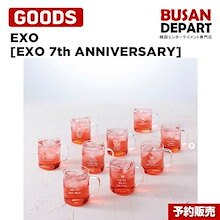 01 MESSAGE MUG [EXO 7th ANNIVERSARY] 1次予約 送料無料
