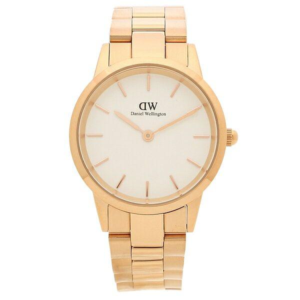 ダニエルウェリントン 時計 Daniel Wellington DW00600211 ICONIC LINK アイコニック 32MM クォーツ レディース腕時計ウォッチ ローズゴールド