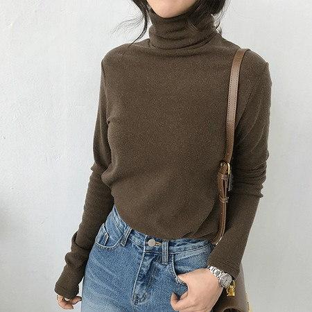 イノレンアンゴラポーラティーkorean fashion style