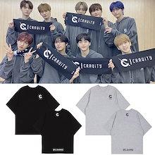 【品質保証】韓国 アイドル CRAVITY 半袖 Tシャツ シリーズ