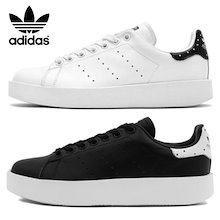 【ADIDAS】 STAN SMITH BOLD ★ BA7771 ★ BA7772 ★ 厚底スニーカー