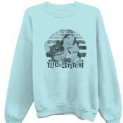 Lilo & Stitch Juniors  Family Portrait Vintage Graphic Sweatshirt