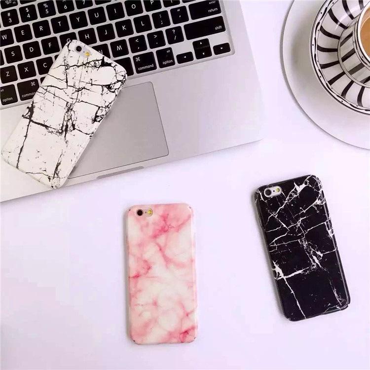 iPhone7/7Plus/6Plus/6sPlus/6/6s用マーブルストーン アイフォーンケース/大理石iPhoneケース/おしゃれ/ファッション アイデア【F686F945F567F753