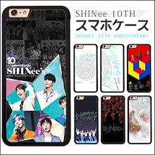 [2(個)ごとに500円割引] SHINee Debut 10th Anniversary  iphoneXケース  iPhone 6s / 7 / 8 / X / Plus ケース