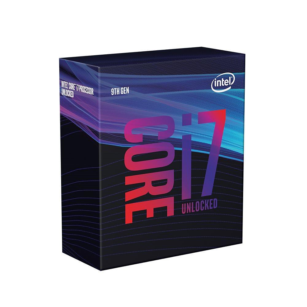 Core i7 9700K BOX 製品画像