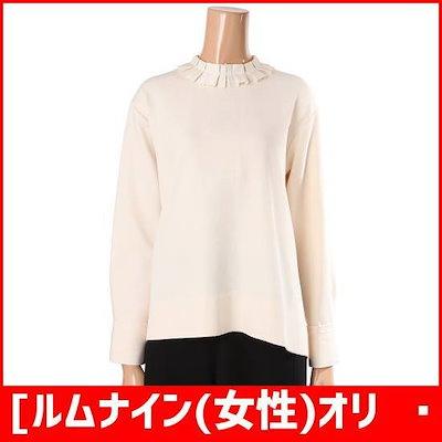 [ルムナイン(女性)オリガミネックブラウス /ルーズフィット/ロングシャツ/ブラウス/ 韓国ファッション