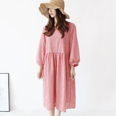 [LUCY J] ワンピース ♥ レディースファッション♥韓国ファッション