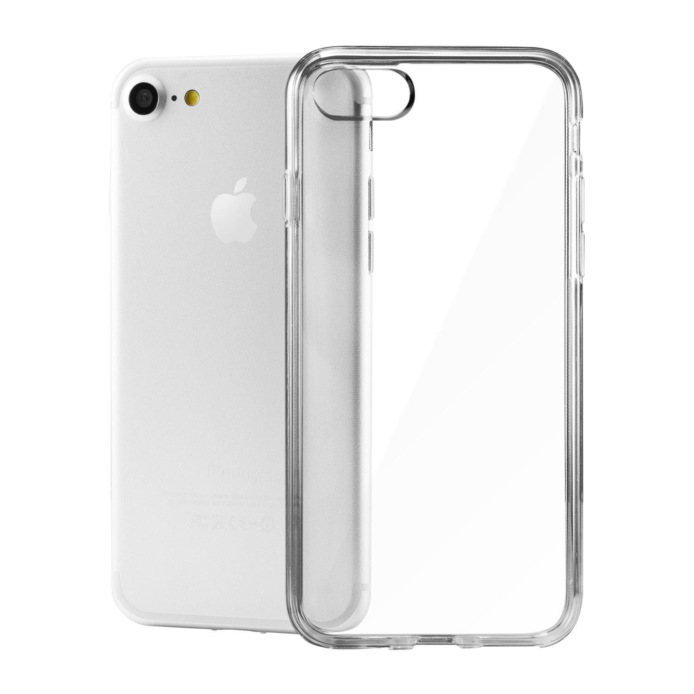 『iphone8用クリアケース』シンプルでオシャレ♪