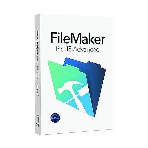 FileMaker Pro 18 Advanced